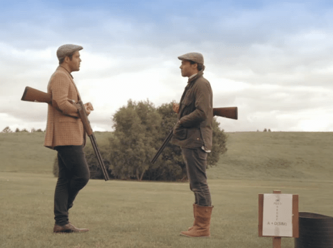 Made in Chelsea series 6, episode 6 catch-up: Andy goes shooting with Spencer and the gang head to a jazz evening
