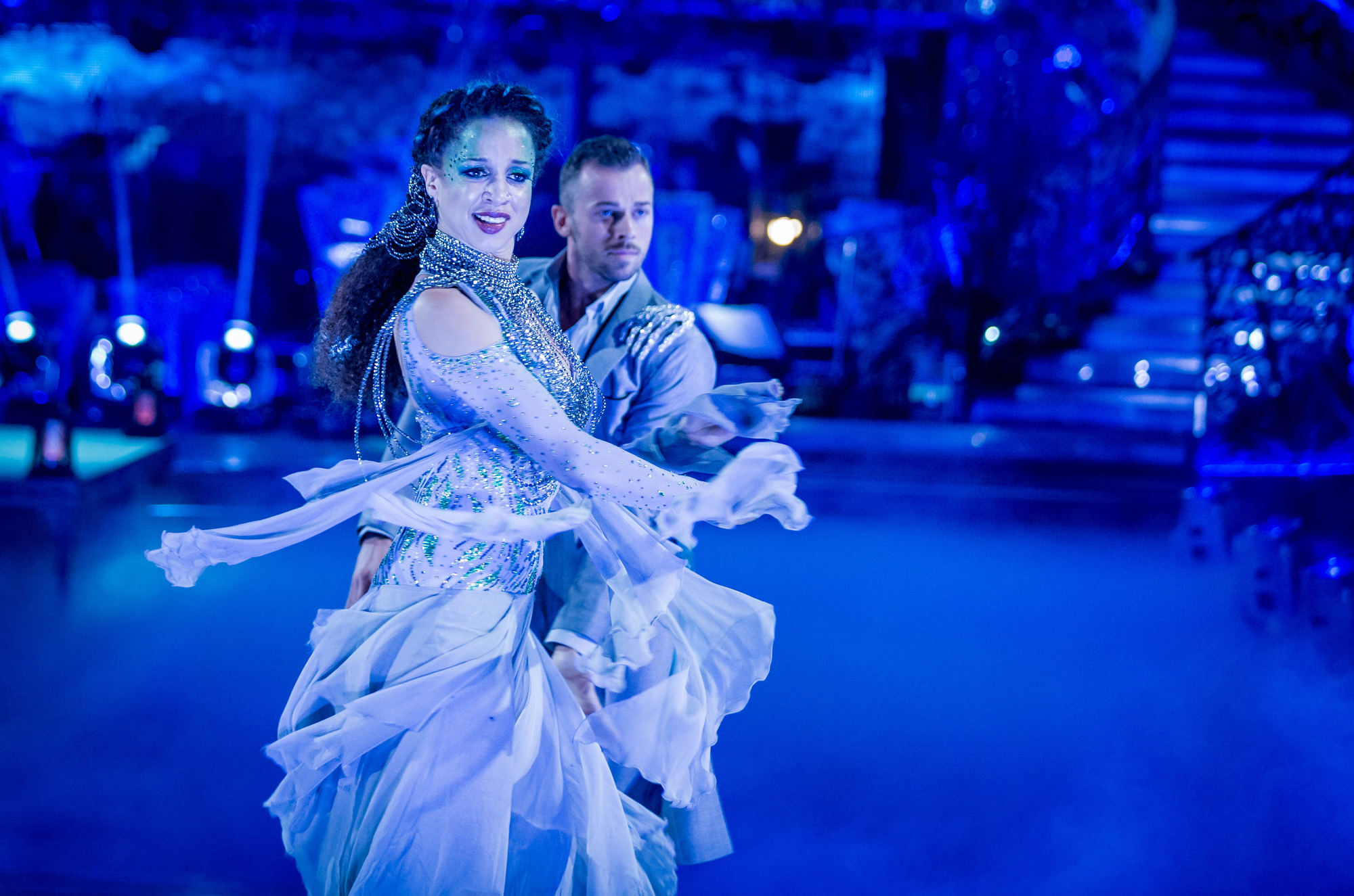 Natalie Gumede pulls out of Strictly at the eleventh hour after collapsing
