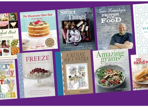 Top 10 cookbooks to give at Christmas