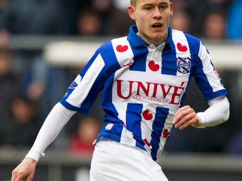 Everton line up swoop for Heerenveen forward Alfred Finnbogason but Nikica Jelavic can leave
