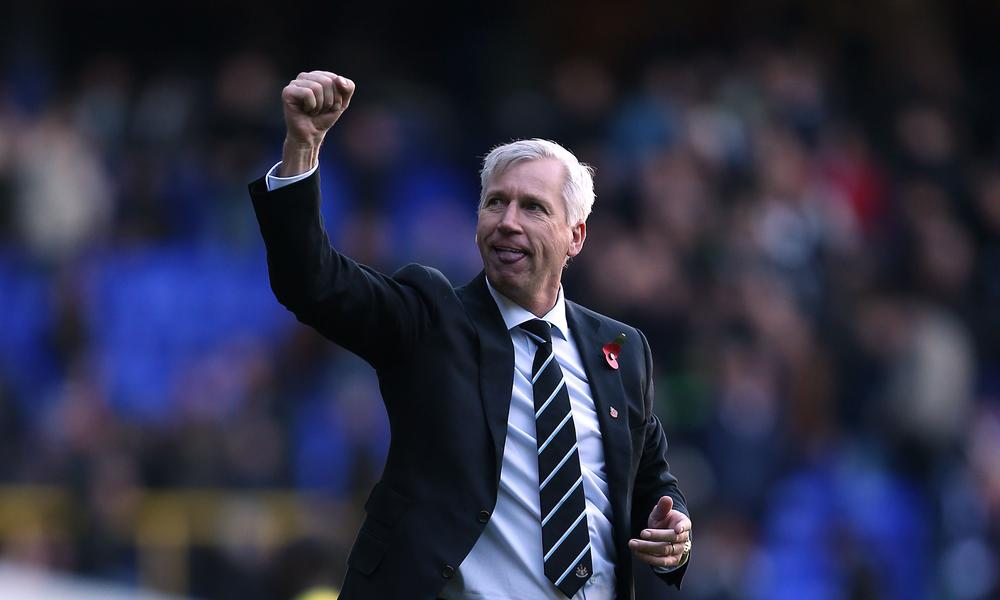 Newcastle boss Alan Pardew hails competition for places
