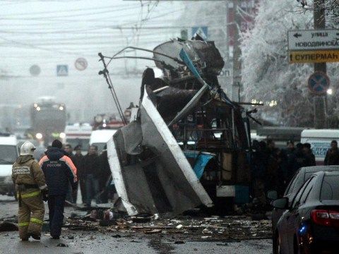Bus bomb kills at least 14 in Russia a day after suicide blast at train station