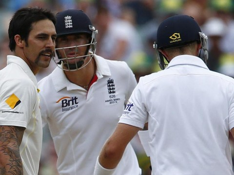 The Ashes 2013-2014: England show some guts to delay inevitable defeat in Adelaide