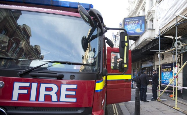 London Fire Brigade reveals most bizarre causes of fire in 2013
