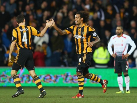 Give Tom Huddlestone goal so he can chop off his flaming hair, pleads Steve Bruce