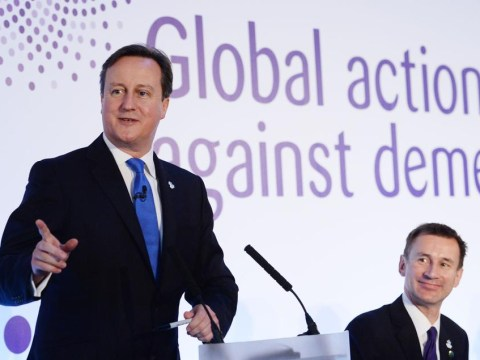 David Cameron: Dementia cure is within our grasp