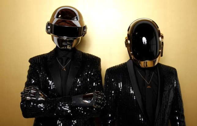 Daft Punk are set for a 'celebratory and collaborative' performance (Picture: AP)
