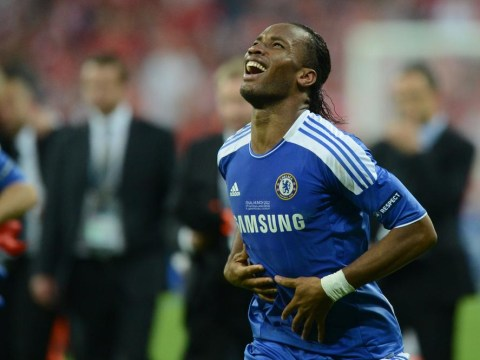 Didier Drogba almost risked Chelsea legend status with Panenka penalty in Champions League final