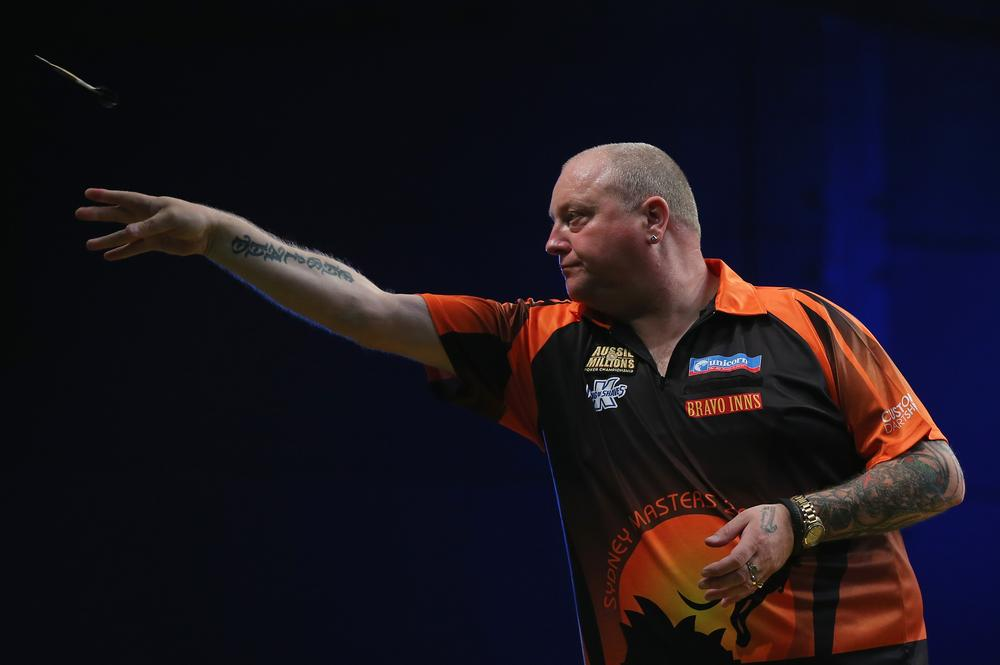 The Tipster: Don't rule out Andy Hamilton at the world darts championships