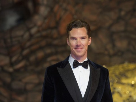 Benedict Cumberbatch: Martin Freeman is delightful with Amanda Abbington in Sherlock