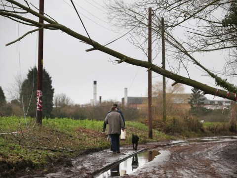 UK weather: Power 'restored to all homes' but more bad weather on the way