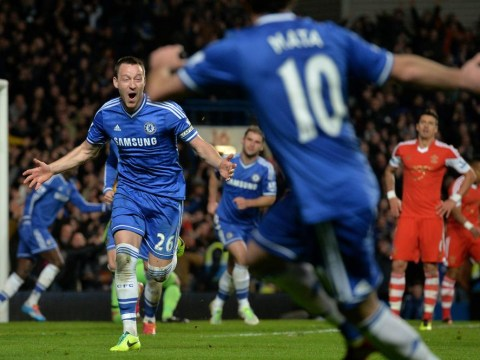 Blues legend John Terry helps inspire Chelsea fightback on landmark appearance