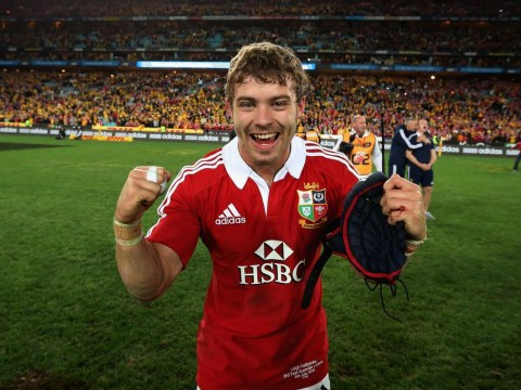 Who is BBC Sports Personality of the Year nominee Leigh Halfpenny?