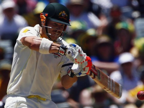 Ashes 2013-14: David Warner could ditch the Baggy Green to play Major League baseball