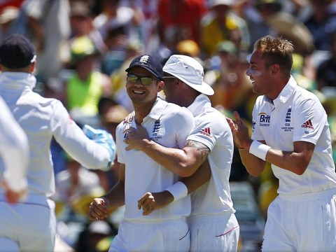 The Ashes 2013-14: England make positive start to crucial third Test in Perth