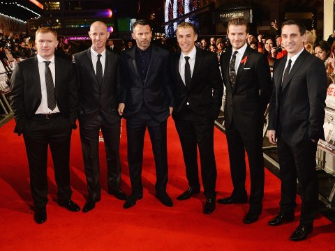 David Beckham: Manchester United's 'Class of 92' didn't like each other