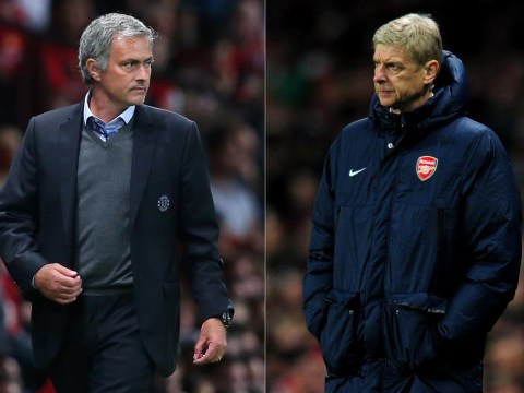 Chelsea boss Jose Mourinho finally agrees with rival Arsene Wenger and joins call for Ballon d'Or to be axed
