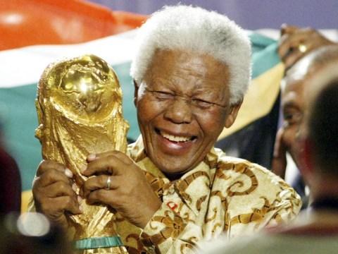 Sport stars react to news of Nelson Mandela's death on Twitter