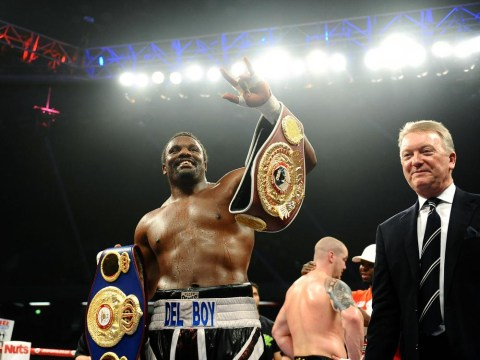 Dereck Chisora to make early outing in the new year as he hunts down world title shot