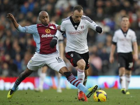 Aston Villa go AWOL as Fulham's Dad's Army outwit Paul Lambert's young guns