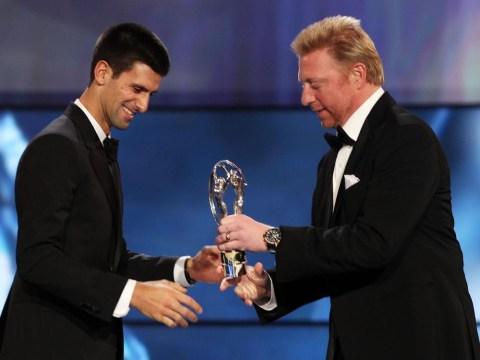 Novak Djokovic copies approach of Andy Murray by hiring grand slam winner Boris Becker as coach