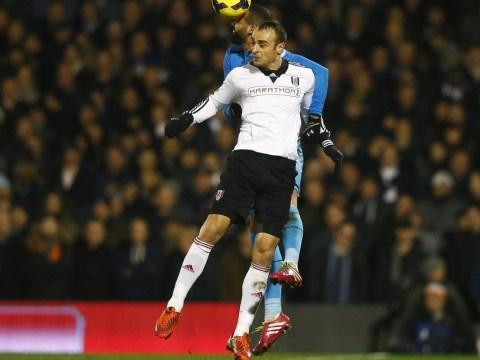 Fulham coach Rene Meulensteen keen for wantaway striker Dimitar Berbatov to help club's survival bid