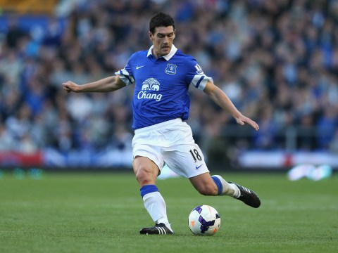 Gareth Barry: I nearly joined Arsenal before signing for Everton