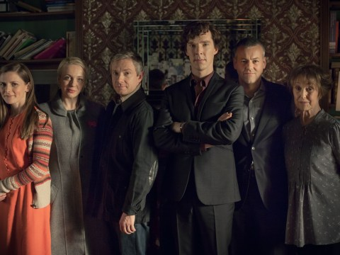 Steven Moffat hails 'thrilling' debut for Sherlock series three after almost 10m viewers tune in