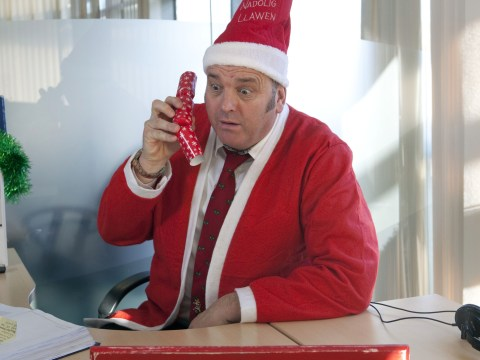 The Call Centre: Five things we've learned about the spirit of Christmas courtesy of Nev Wilshire