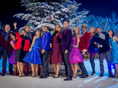Strictly Come Dancing Christmas special 2013 – the celebs, the dancers and their chances