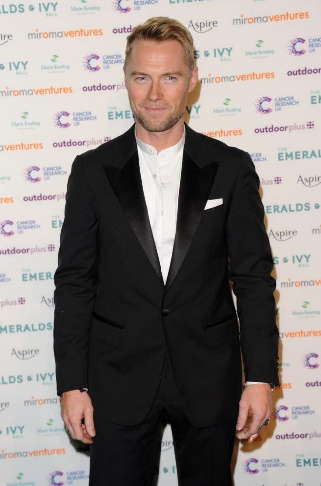 Ronan Keating in Postman Pat movie: the singer will provide Postman Pat's voice (Picture: Getty Images)