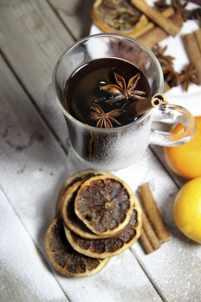 Christmas drink recipes: Glögg is like mulled wine that's been cranked up to 11. (Picture: Getty)