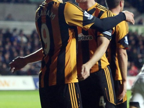 Swansea get lucky but battling Hull City still pick up a useful point