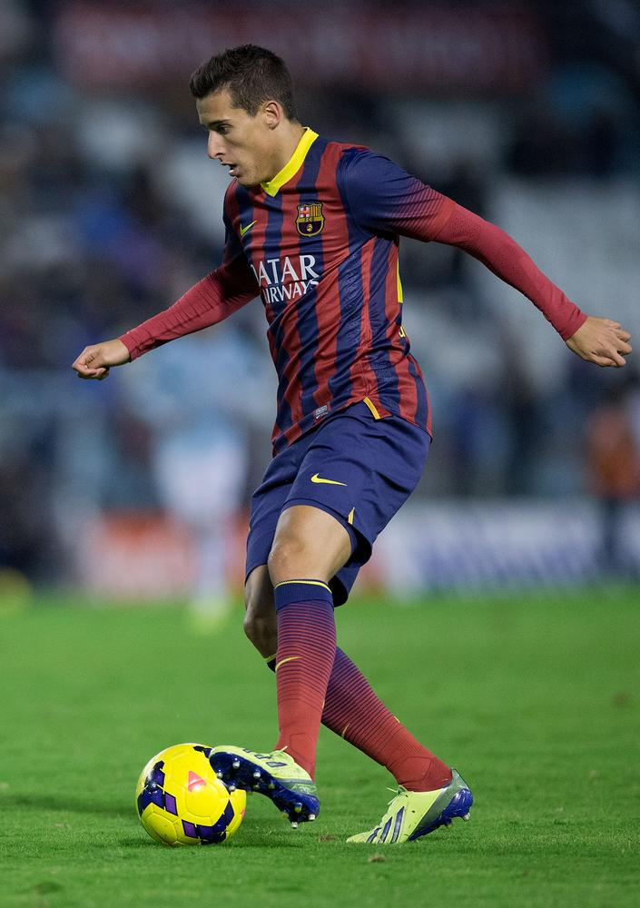 Liverpool set to move for Barcelona's Cristian Tello in January loan deal