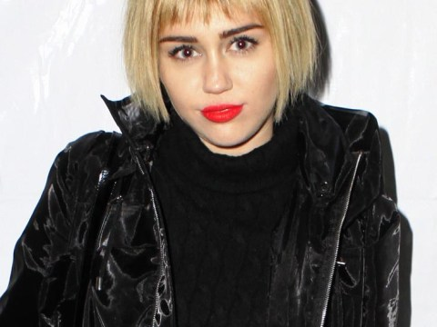 Miley Cyrus replaces terrible haircut with even more terrible haircut