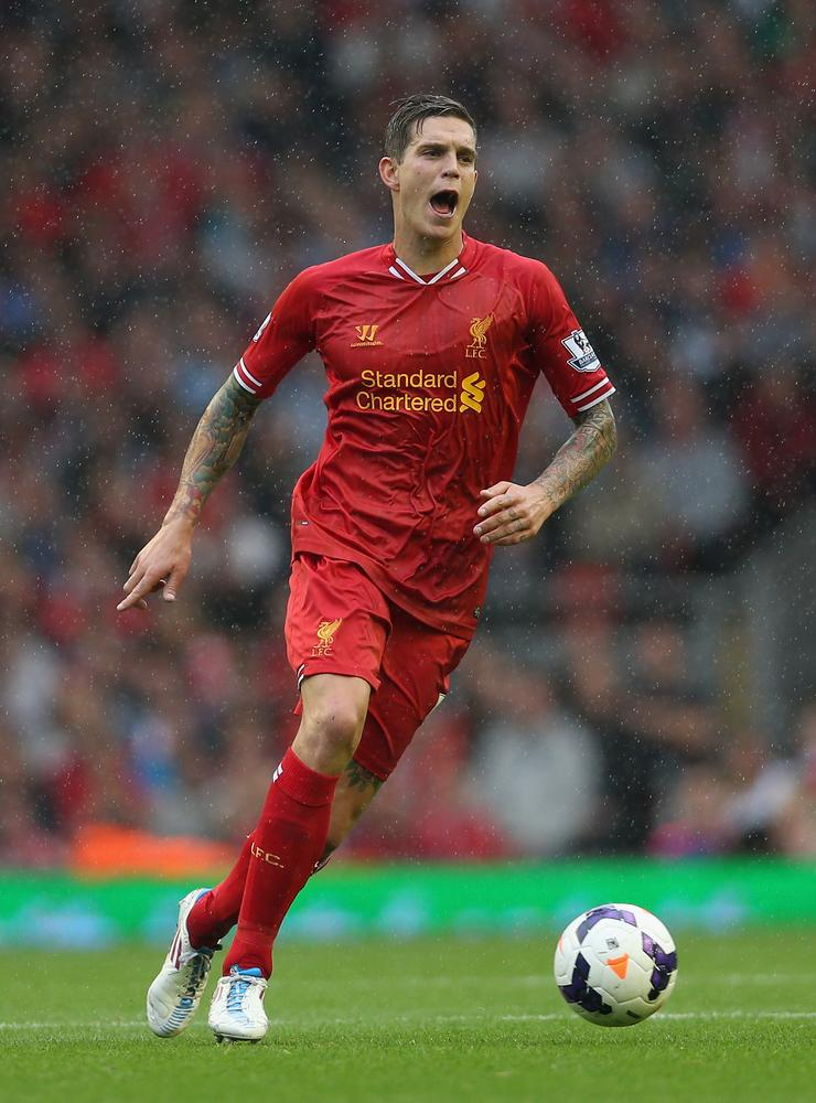 Liverpool reject Napoli move for Daniel Agger loan deal