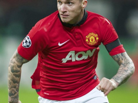 Alexander Buttner could leave Manchester United on loan to help solve Tottenham's left-back problem