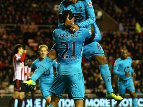 Paulinho: Spurs aiming to topple Liverpool