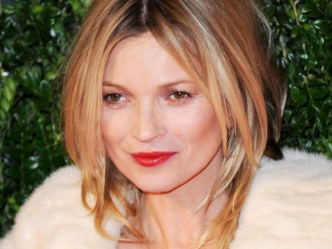 Kate Moss wins a special recognition award at the British Fashion Awards 2013 and it's about time