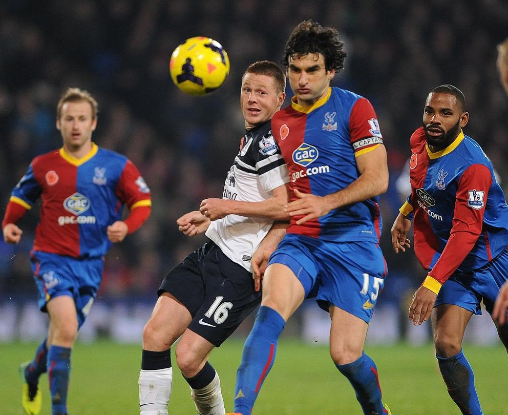 Mile Jedinak is staying put at Selhurst Park (Picture: PA)