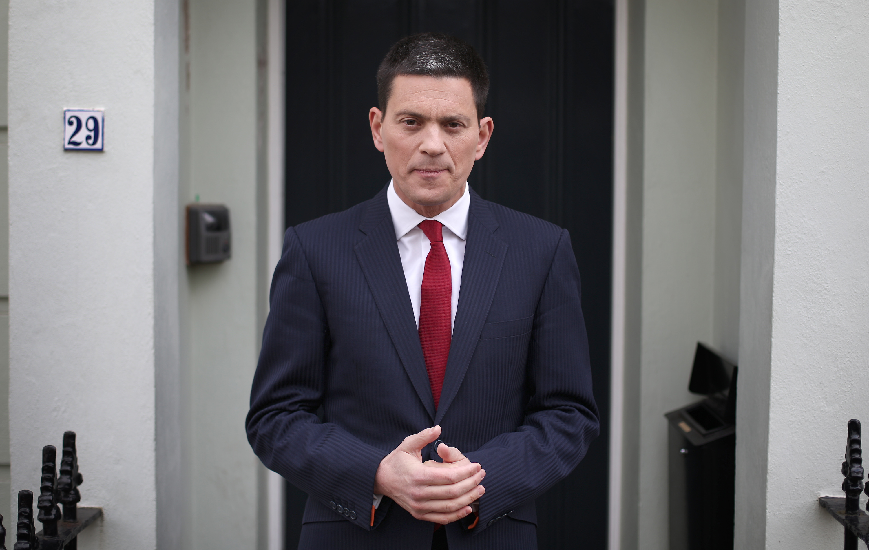 David Miliband warns world 'failing' as UN launches £4bn Syria appeal for 'biggest test'