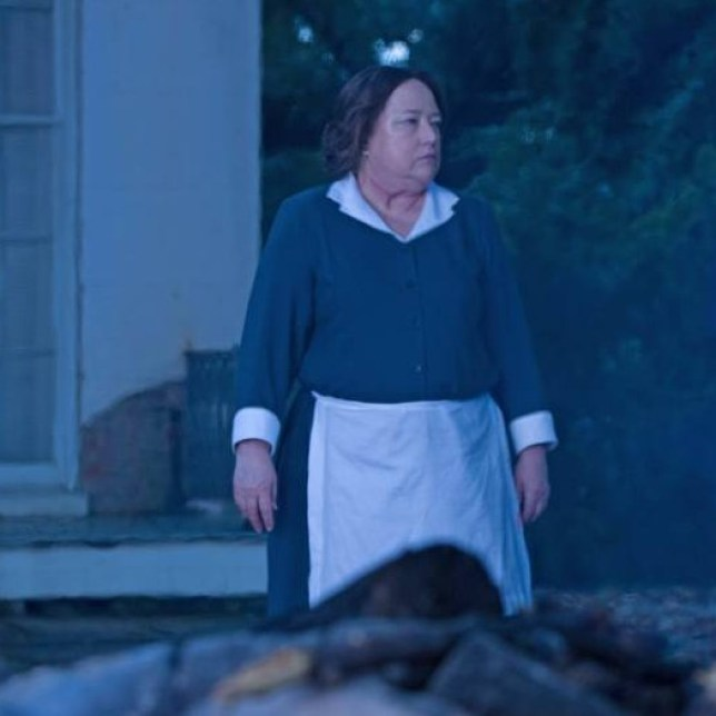 Kathy Bates's character got a taste of her own medicine (Picture: supplied)