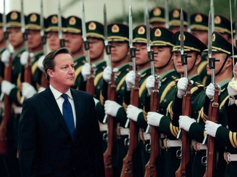 We're with you on HS2… and  nuclear, China tells Cameron