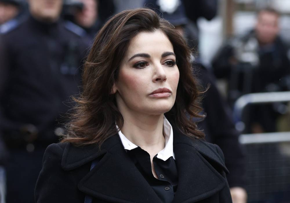Police 'review' Nigella Lawson's cocaine admission