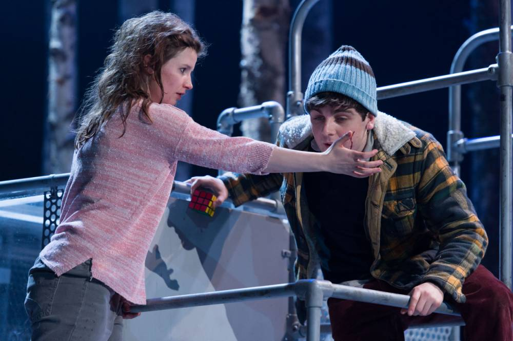 Jack Thorne draws on his teenage troubles in Let The Right One In