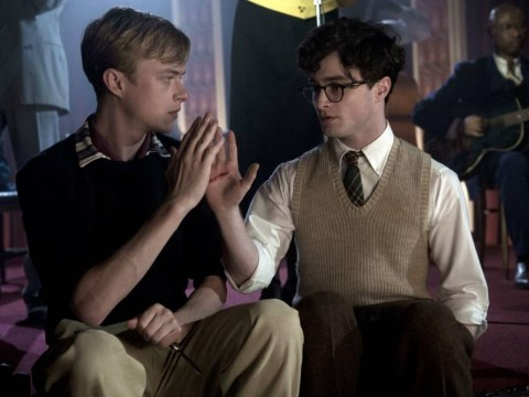 Daniel Radcliffe: A gay sex scene held no fears for me