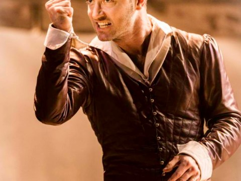 Jude Law makes a charismatic warrior-king in a bulging codpiece in Henry V
