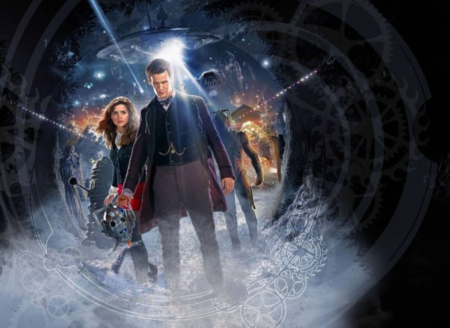 Doctor Who Christmas Special 2013 (Picture: BBC)