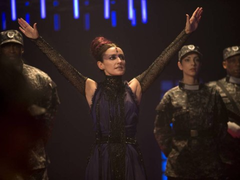 Doctor Who Christmas special 2013: Who is Orla Brady?