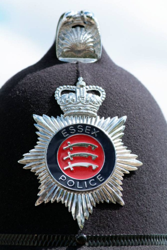 Essex Police force hat